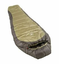 Coleman 0-Degree Mummy Camping Hiking Sleeping Bag NEW