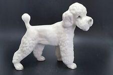 VTG White POODLE Dog Made in JAPAN