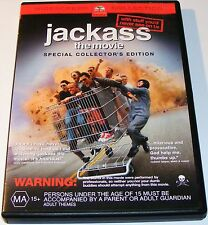 JACKASS THE MOVIE-- Special Collectors edition--- (Dvd)
