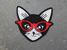 noir nerd chatte