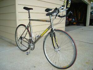 Litespeed Saber Titanium Triathlon/TT 59cm 700C Wheels
