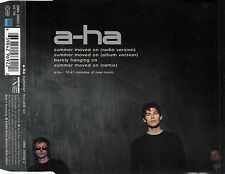 A-HA : SUMMER MOVED ON / 4 TRACK-CD
