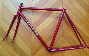 Waterford Precision Cycles Lugged 1100 Frame + Fork Custom Reynolds 531 USA