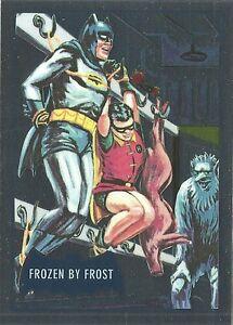 Cryptozoic DC Comics Justice League Cryptomium PROMO Non Sport Update DC7-P4
