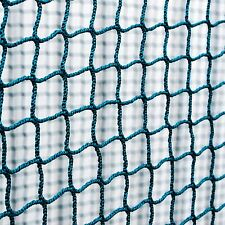 HOCKEY GOAL NET - Green 2mm [Net World Sports]