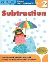 Grade 2 Subtraction by Kumon, Publishing (Paperback book, 2008)