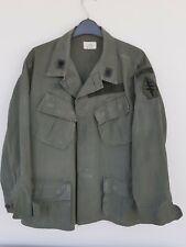 1968 Vietnam War Us Army Sf Og 107 Genuine Issue Jungle Bdu Ripstop Shirt