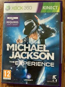 Michael Jackson the Experience Xbox 360 Dance Game Kinect