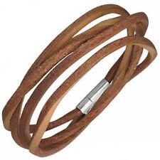 Leather Surfer Costume Bracelets