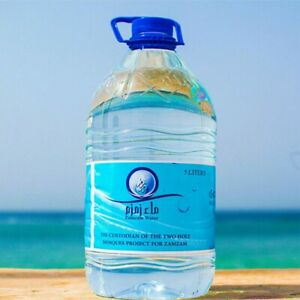 Zamzam Water 5 Litre from Mecca Fountain Well 100% Original Natural Quality 5L