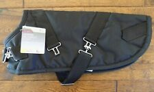 Black Horse Blanket Coat for Dog Size Medium by Good2Go