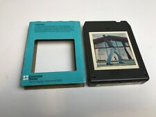 Billy Joel Glass Houses 8 track tape tested