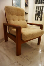 Mid Century Bauhaus EMC Sessel Chair 50s 60s Stilnovo Vintage Danish Design