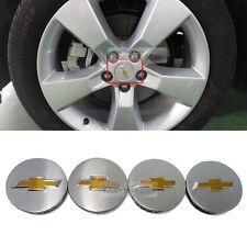 OEM Wheel Center Cap Emblem Cover 53mm Silver for CHEVROLET 2013-2017 Trax Gsuv