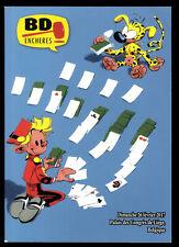 Katalog Verkauf Streifen Comic Comic Auktion Franquin / Hergé / Follet 02/2017