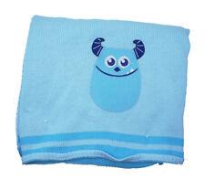 Disney Monsters Applique Knit Baby Blanket