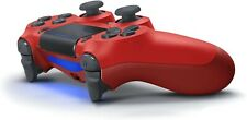 PS4 DualShock 4 V2 Wireless Controller - Red