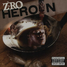 Z-Ro - Heroin (CD - 2010 - US - Original)