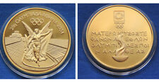 2004 Athens Olympic Games, gold winner medal replica