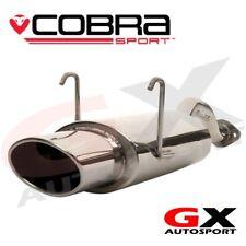 HN12 Cobra Sport Honda Civic Type R EP3 00-06 Rear Exhaust Backbox Oval Tailpipe