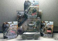 Elite Force Lot BBI Delta Attack Vehicle & 3 ex. Figures, Forg, Chief & Stalker