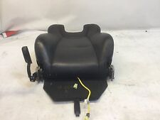 13-16 HYUNDAI GENESIS COUPE FRONT RIGHT UPPER SEAT BACKREST CUSHION D Y.