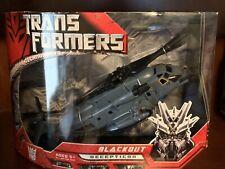MISB Transformers Movie Voyager Class Decepticon Blackout