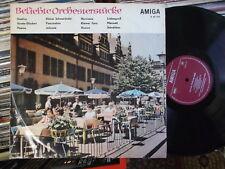 Populaire Orchestre morceaux RDA AMIGA Lp: POEME store store fascination Menuet
