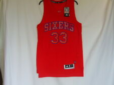 Philadelphia SIXERS 76ers NBA Swingman Basketball Jersey-Bynum #33 - Homme Small