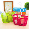 1pc Bathroom Basket Hanging Cleanser Shampoo Tower Storage ContainerJ&C