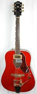 Gretsch G5034TFT Rancher Dreadnought Acoustic Electric Guitar - CRACK #R8583
