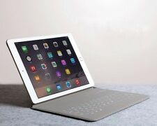 """Universal Bluetooth Wireless Keyboard PU Case for iPad/Android Tablets 8"""" Gold"""