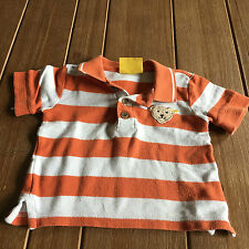 Steiff Baby-T-Shirts, - Poloshirts für Jungen