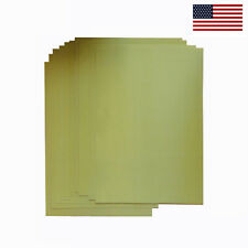 "12 sheet pack w/ Kevlar ballistic bulletproof fabric 10x12"" - Nij Iiia capable"