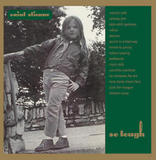 Saint Etienne - So Tough 180G LP REISSUE NEW PLAIN synth-pop
