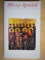 Atti degli apostoliLibroreligione chiesa teologia Bibbia Vangelo 204 nuovo
