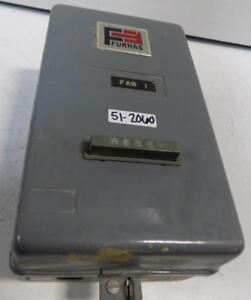 FURNAS ENCLOSED THREE PHASE MAGNETIC STARTER D24863