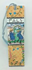 "Mary Engelbreit Bookmark ""Pals"""""