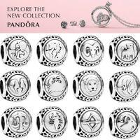 PANDORA Sternzeichen Charms Star Signs Horoskop aus 925er Silber