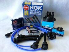 Tune Up Kit (NGK Iridium IX Spark Plugs) Fits 1991-1994 Nissan 240SX