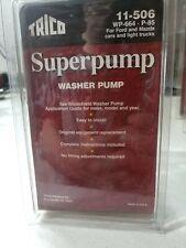 Windshield Washer Pump Trico 11-506