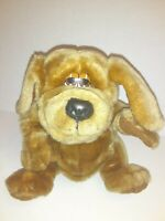 "Grand Ole Opry Ole Blu Brown Dog 10"" Plush Stuffed Animal"