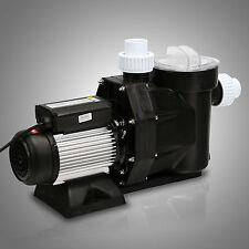 2.5Hp In Ground Swimming Pool Spa Pump Motor Strainer Above Inground 110V1850W /