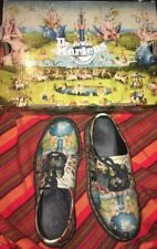 Dr Martens Hieronymus Bosch Rare Pascal 3 Eylet Uk Size 4 Heaven & Hell Shoes 37