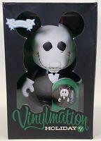 "Disney Vinylmation 9"" Inch Figure Holiday # 1 Jack Skeleton Christmas LE 800"