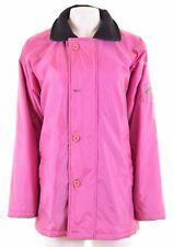 MARINA YACHTING Womens Harrington Jacket IT 44 Medium Purple Vintage JD04