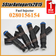 4x Fuel Injector 0280156154 for Mazda Protege Protege5 F150/250 Explorer Mercury