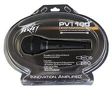 Peavey PVI 100 Microphone With XLR to XLR Cable