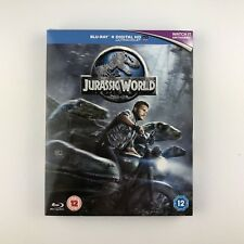 Jurassic World (Blu-ray, 2015) s *New & Sealed*