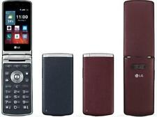 "Android LG Wine Smart 2 H410 1GB RAM 4GB ROM 3.2"" TouchScreen Flip Phone"